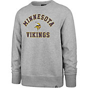 '47 Men's Minnesota Vikings Headline Grey Crew
