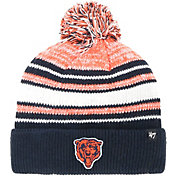 '47 Youth Chicago Bears Bubbler Navy Knit Hat