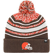 '47 Youth Cleveland Browns Bubbler Orange Knit