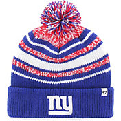 '47 Youth New York Giants Bubbler Royal Knit Hat