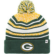 '47 Youth Green Bay Packers Bubbler Green Knit