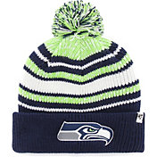 '47 Toddler's Seattle Seahawks Bubbler Navy Knit