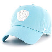 '47 Women's Milwaukee Brewers Teal Clean Up Adjustable Hat