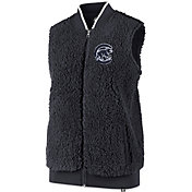 '47 Women's Chicago Cubs Sherpa Full-Zip Vest