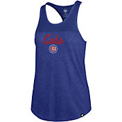 '47 Women's Chicago Cubs Racerback Tank Top