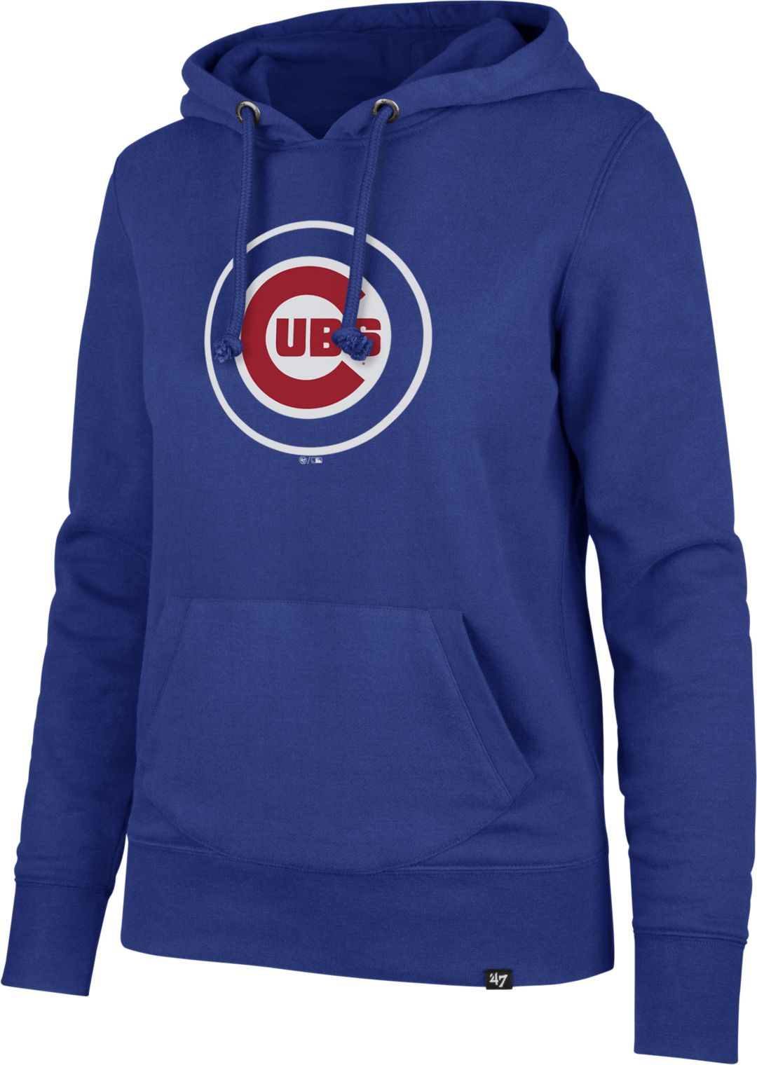best sneakers fd8a6 c858a '47 Women's Chicago Cubs Headline Pullover Hoodie