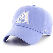 '47 Women's Arizona Diamondbacks Blue Clean Up Adjustable Hat