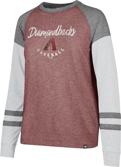 47 Women s Arizona Diamondbacks Match Long Sleeve Shirt  45c84b12870