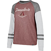 '47 Women's Arizona Diamondbacks Match Long Sleeve Shirt