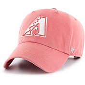 '47 Women's Arizona Diamondbacks Red Clean Up Adjustable Hat