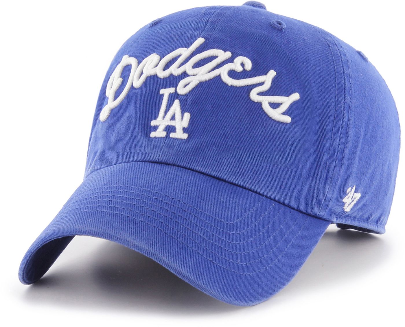 '47 Women's Los Angeles Dodgers Melody Clean Up Adjustable Hat
