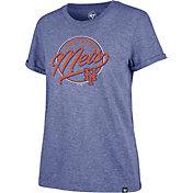 '47 Women's New York Mets Royal Match Hero T-Shirt