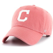 '47 Women's Cleveland Indians Red Clean Up Adjustable Hat