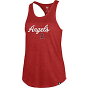 '47 Women's Los Angeles Angels Racerback Tank Top