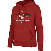 '47 Women's 2019 World Series Champions Washington Nationals Pullover Hoodie