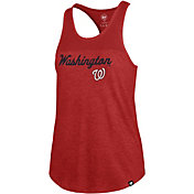 '47 Women's Washington Nationals Racerback Tank Top