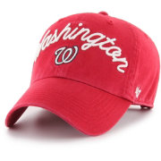 '47 Women's Washington Nationals Melody Clean Up Adjustable Hat