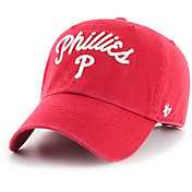 '47 Women's Philadelphia Phillies Melody Clean Up Adjustable Hat