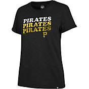 '47 Women's Pittsburgh Pirates Tri-Blend V-Neck T-Shirt