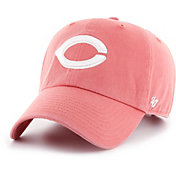 '47 Women's Cincinnati Reds Red Clean Up Adjustable Hat