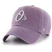 '47 Women's Baltimore Orioles Purple Clean Up Adjustable Hat