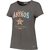 '47 Women's Houston Astros Crew T-Shirt