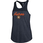 '47 Women's Houston Astros Racerback Tank Top