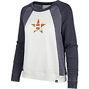 '47 Women's Houston Astros Long Sleeve Crew Shirt