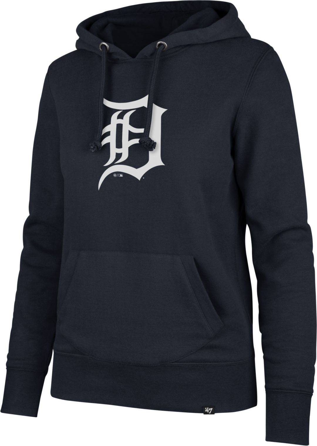 on sale 8564b 1d442 '47 Women's Detroit Tigers Headline Pullover Hoodie