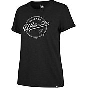 '47 Women's Chicago White Sox Black Match Hero T-Shirt