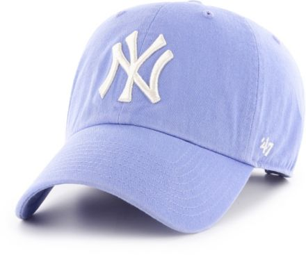 new arrival f9ab5 d451f   39 47 Women  39 s New York Yankees Blue Clean Up.