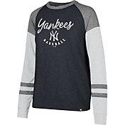 '47 Women's New York Yankees Match Long Sleeve Shirt