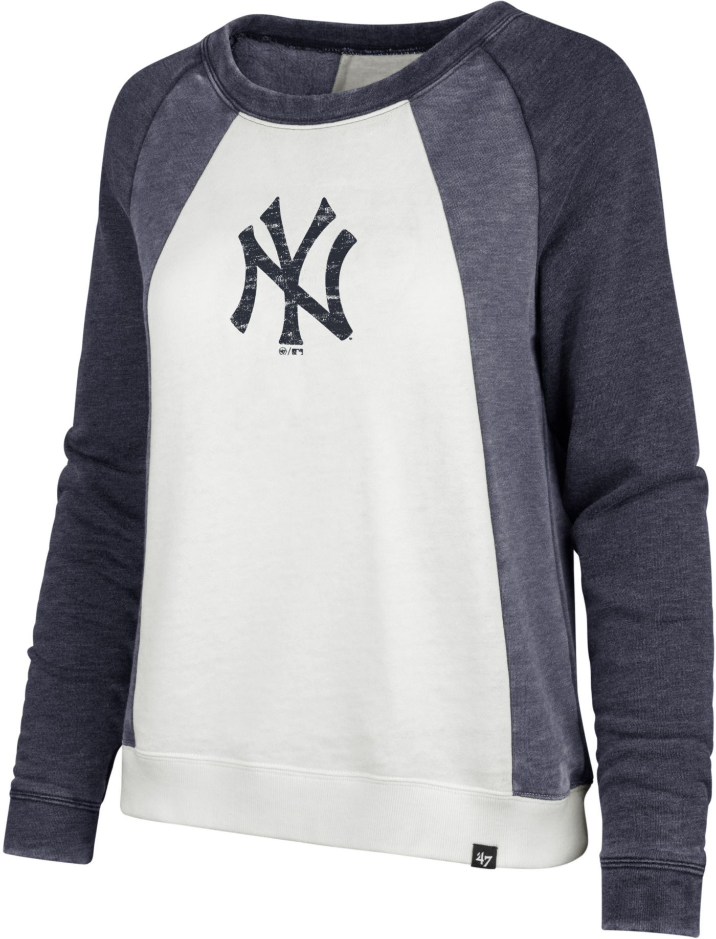 '47 Women's New York Yankees Long Sleeve Crew Shirt