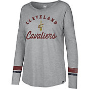 '47 Women's Cleveland Cavaliers Long Sleeve Shirt