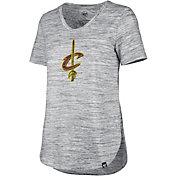 '47 Women's Cleveland Cavaliers Space Dyed V-Neck Shirt