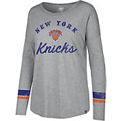 '47 Women's New York Knicks Long Sleeve Shirt