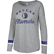 '47 Women's Dallas Mavericks Long Sleeve Shirt