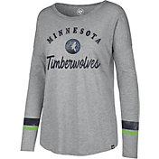 '47 Women's Minnesota Timberwolves Long Sleeve Shirt