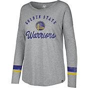 '47 Women's Golden State Warriors Long Sleeve Shirt