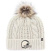 '47 Women's Cleveland Browns Meeko Cuffed Knit