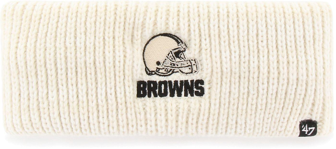 '47 Women's Cleveland Browns Meeko Cold Weather Headband