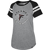 '47 Women's Atlanta Falcons Fly Out Raglan T-Shirt