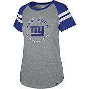 '47 Women's New York Giants Fly Out Raglan T-Shirt