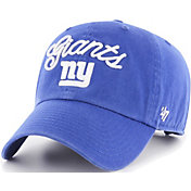 '47 Women's New York Giants Melody Clean Up Adjustable Royal Hat
