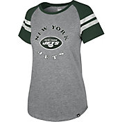 '47 Women's New York Jets Fly Out Raglan T-Shirt