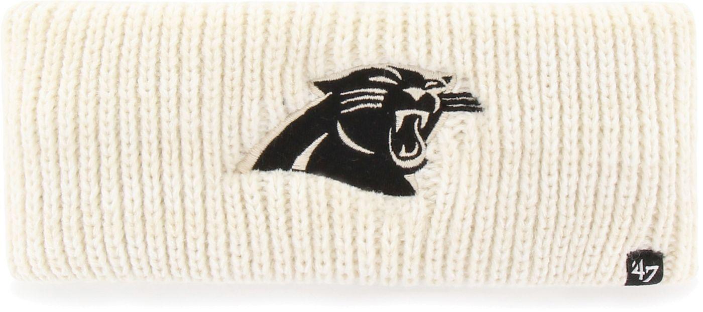 '47 Women's Carolina Panthers Meeko Cold Weather Headband