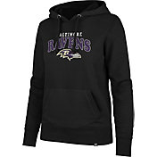 '47 Women's Baltimore Ravens Go Ahead Black Hoodie