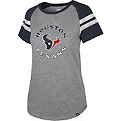 '47 Women's Houston Texans Fly Out Raglan T-Shirt