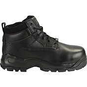 5.11 Tactical Men's A.T.A.C. Shield 6'' Side Zip Waterproof Tactical Boots