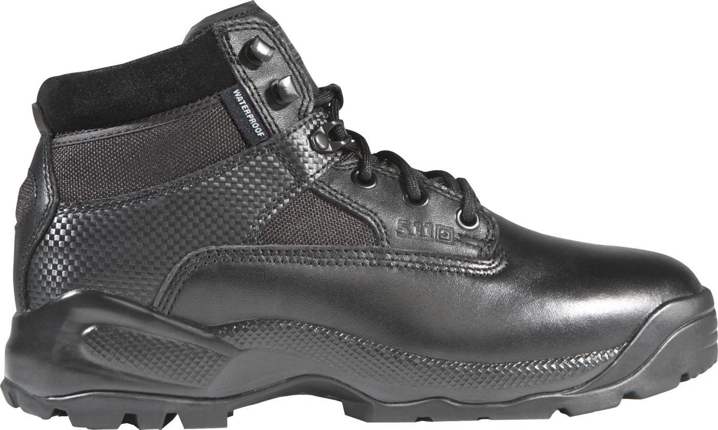 5.11 Tactical Men's A.T.A.C. 6'' Storm Waterproof Tactical Boots